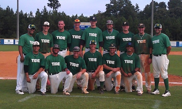 Tide Claim the 2012 BCBL Title